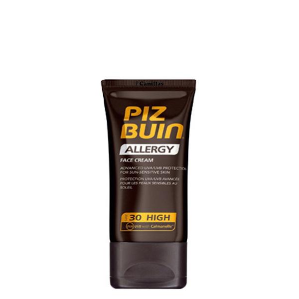 Protector solar facial para pieles sensibles