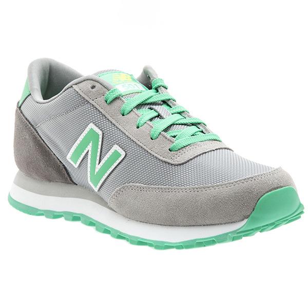 new balance gris y verde