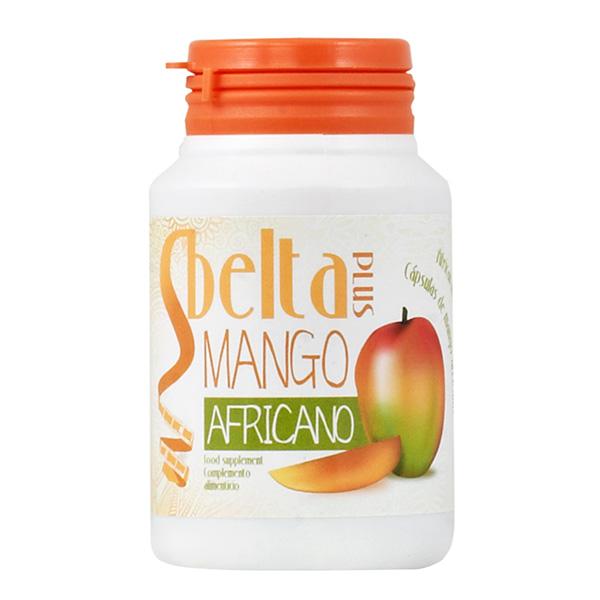60 cápsulas mango africano sbelta plus SBELTA PLUS